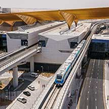 三菱重工エンジニアリングなど「ドバイメトロ」の運行・保守と「ドバイトラム」運行サービスを開始