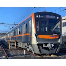 京成3100形3156編成,9月30日から営業運転を開始