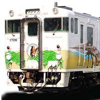 JR北海道,「カムイサウルス(むかわ竜)復興トレイン」を10月2日から運転