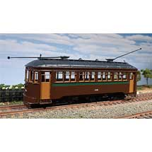 希少な逸品,都電の前身である「王子電車ディスプレイモデル」を発売