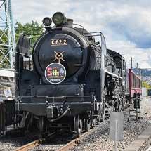 京都鉄道博物館5周年記念ヘッドマーク