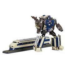 タカラトミー,「MPG-01 トレインボットショウキ」を2022年6月下旬に発売