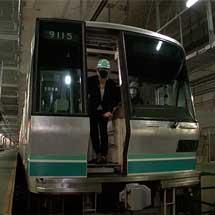 10月17日の「BACKSTAGE」は東京メトロの「巨大地下整備場」に潜入