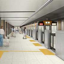 阪神,大阪梅田駅新1番線の供用を10月30日から開始