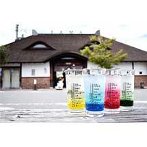 『「沿線グラス」和歌山電鐵《限定》バージョン』発売