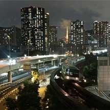 11月23日催行日本旅行「東京モノレール貸切湾岸夜景列車とホテル展望宴会場ご夕食の旅」参加者募集