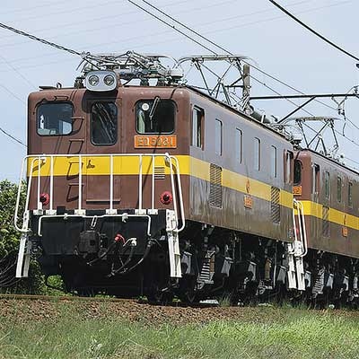 鉄道ニュース三岐鉄道でED5081とED5082の定期運用が始まる